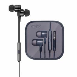 MTK Premium Earphones Black