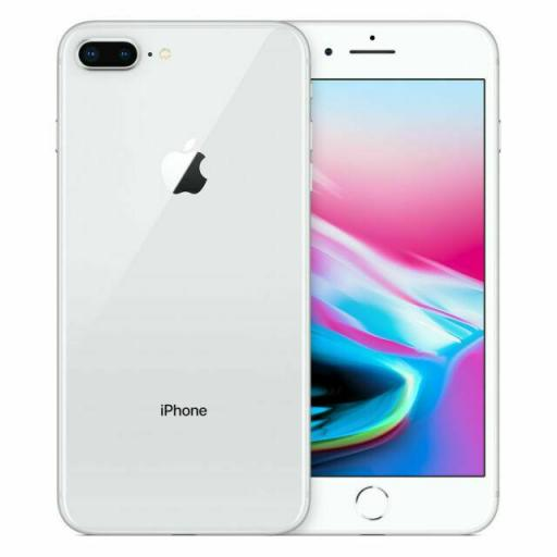 Apple iPhone 8+ Plus Sim Free Unlocked